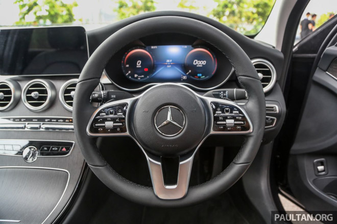 Mercedes-Benz giới thiệu bộ ba C-CLass mới: Động cơ 1.5L tăng áp, giá từ 1,4 tỷ đồng - 6