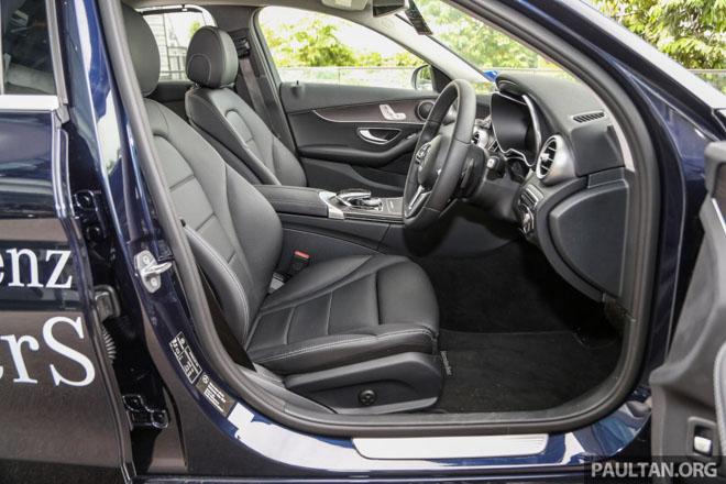 Mercedes-Benz giới thiệu bộ ba C-CLass mới: Động cơ 1.5L tăng áp, giá từ 1,4 tỷ đồng - 7