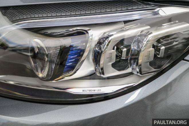 Mercedes-Benz giới thiệu bộ ba C-CLass mới: Động cơ 1.5L tăng áp, giá từ 1,4 tỷ đồng - 9
