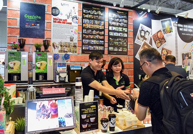 """Chiếc máy """"thần thánh"""" giúp pha ly trà sữa chuẩn vị Đài Loan trong nháy mắt - 4"""