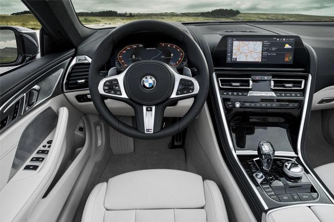 BMW 8-Series 2019 mui trần chính thức ra mắt: Giá tương đương 2,79 tỷ đồng - 7