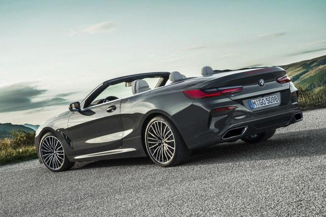 BMW 8-Series 2019 mui trần chính thức ra mắt: Giá tương đương 2,79 tỷ đồng - 13