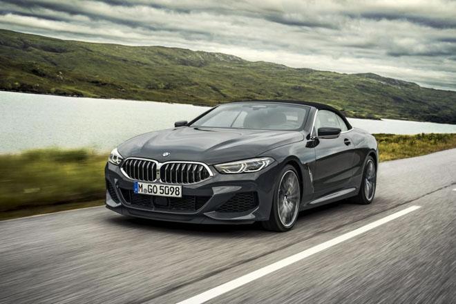 BMW 8-Series 2019 mui trần chính thức ra mắt: Giá tương đương 2,79 tỷ đồng - 12