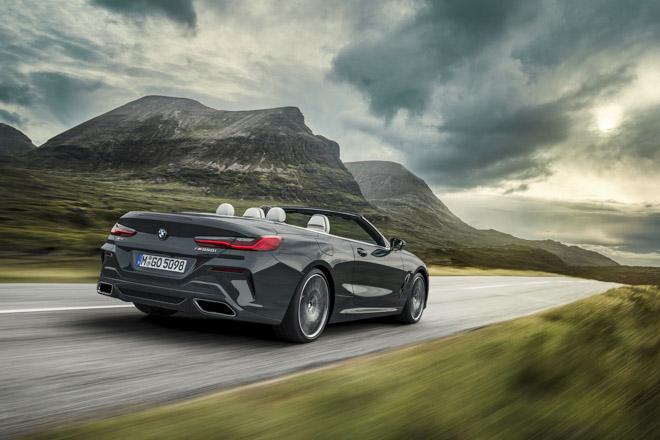 BMW 8-Series 2019 mui trần chính thức ra mắt: Giá tương đương 2,79 tỷ đồng - 3