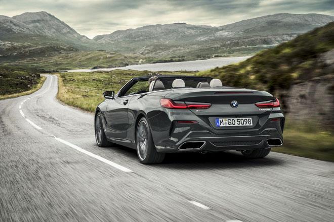 BMW 8-Series 2019 mui trần chính thức ra mắt: Giá tương đương 2,79 tỷ đồng - 4
