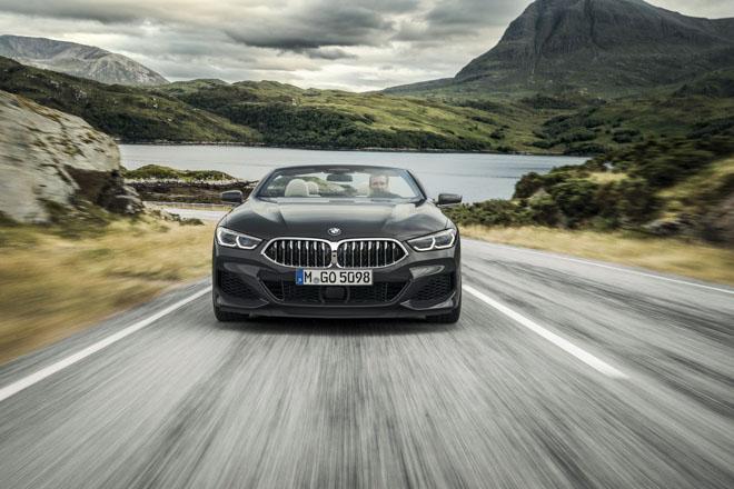 BMW 8-Series 2019 mui trần chính thức ra mắt: Giá tương đương 2,79 tỷ đồng - 2
