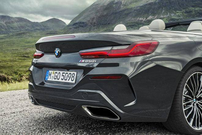 BMW 8-Series 2019 mui trần chính thức ra mắt: Giá tương đương 2,79 tỷ đồng - 6