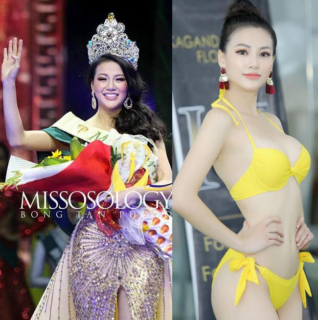 Nhan sắc đời thường hết sức nóng bỏng của Hoa hậu Phương Khánh - 1