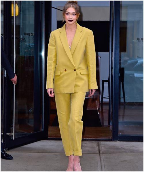 Suit: Món đồ quyền lực mới của các cô nàng công sở - 2