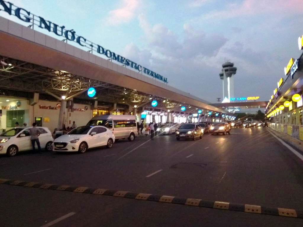 """Hai nữ tiếp viên hàng không """"choảng nhau"""" ở sân bay Tân Sơn Nhất - 1"""