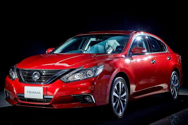 Nissan ra mắt Teana 2019 tại Thái Lan: Nâng cấp trang bị an toàn, quyết đấu Camry - 1
