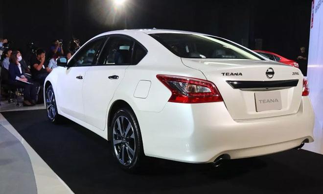 Nissan ra mắt Teana 2019 tại Thái Lan: Nâng cấp trang bị an toàn, quyết đấu Camry - 7