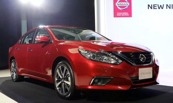 Nissan ra mắt Teana 2019 tại Thái Lan: Nâng cấp trang bị an toàn, quyết đấu Camry - 6