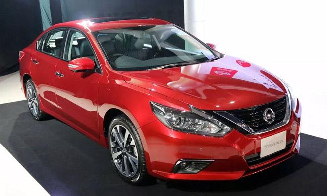 Nissan ra mắt Teana 2019 tại Thái Lan: Nâng cấp trang bị an toàn, quyết đấu Camry - 3