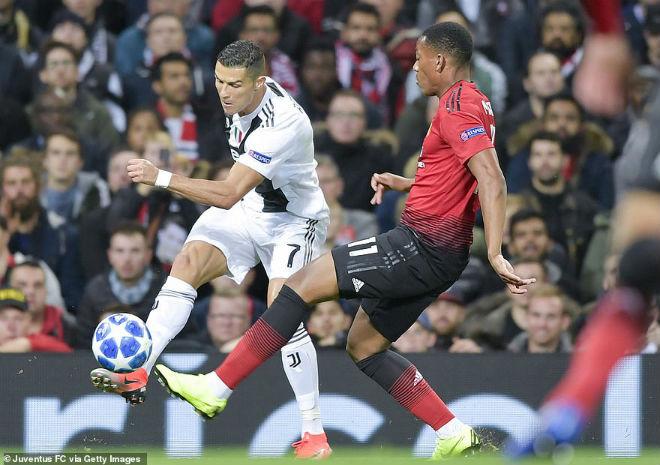 Trước lượt 4 vòng bảng C1: MU quyết báo thù Juventus, Real thay tướng đổi vận - 1