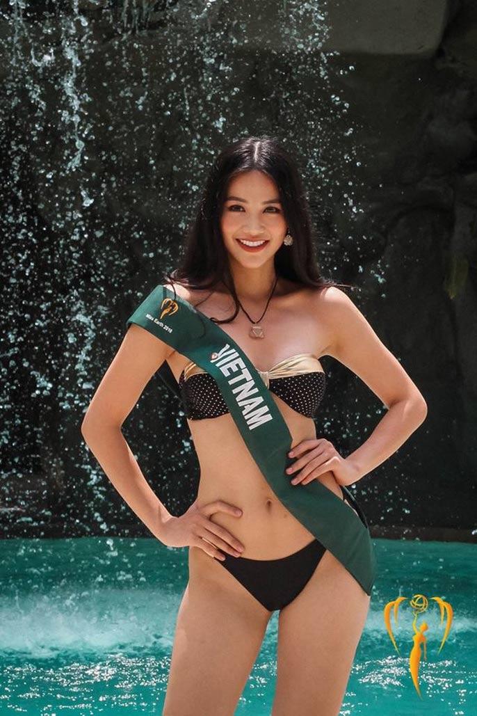 Hoa hậu Trái đất Phương Khánh nói gì về giây phút đăng quang? - 3