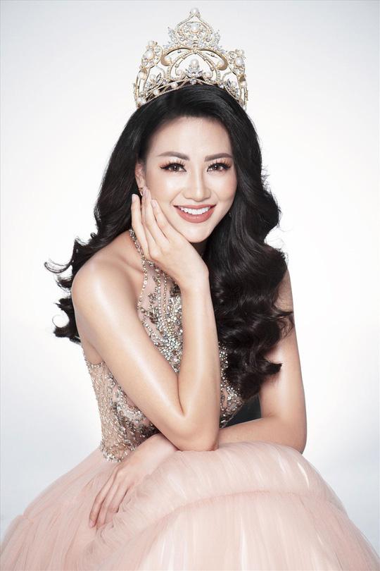 Đăng quang Hoa hậu Trái đất 2018: Nhan sắc Việt lên ngôi - 3