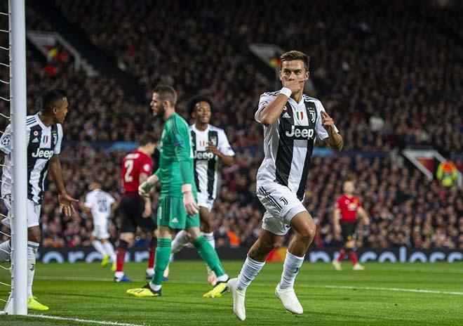 """MU vào """"tâm bão"""" đấu Juventus - Ronaldo: Tái hiện đỉnh cao ngược dòng 19 năm? - 1"""