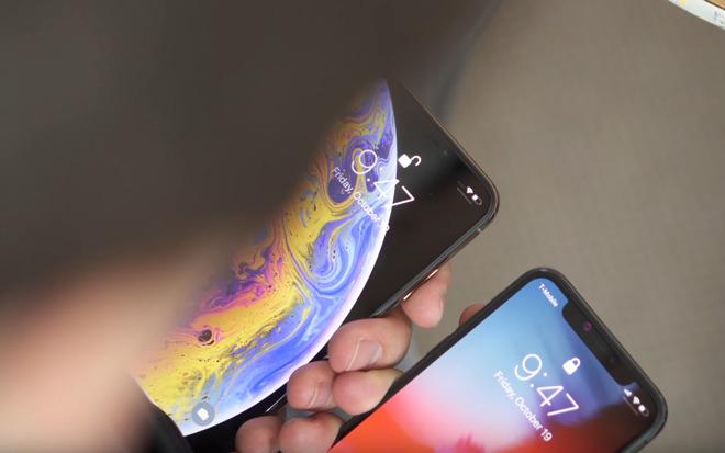 iPhone X và iPhone Xs: Cái nào mở khóa Face ID nhanh hơn? - 1