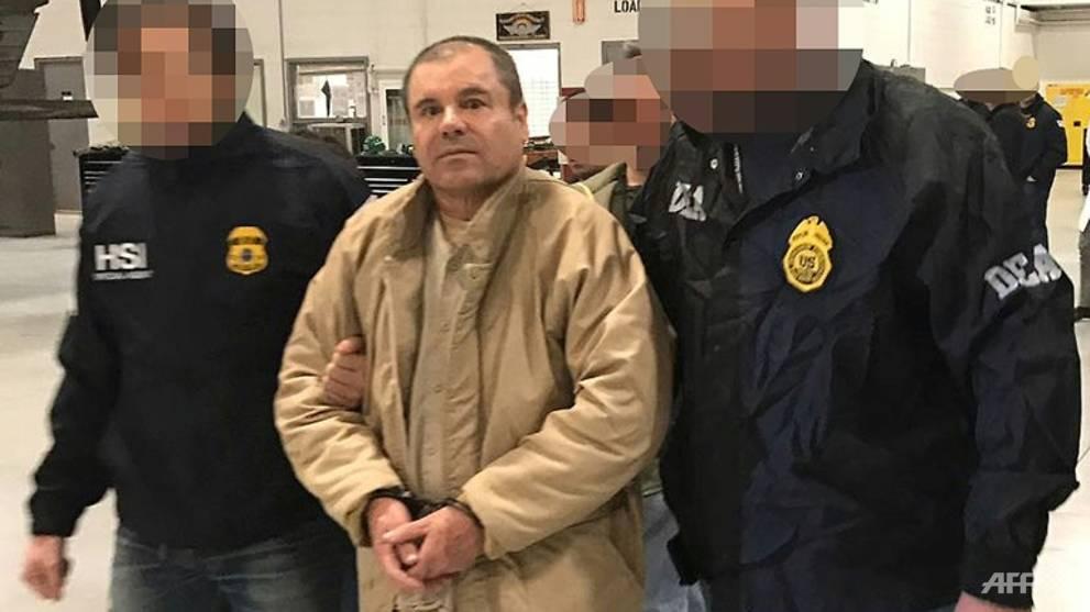 Xử trùm ma túy El Chapo ở Mỹ: Nơi xét xử biến thành pháo đài - 1