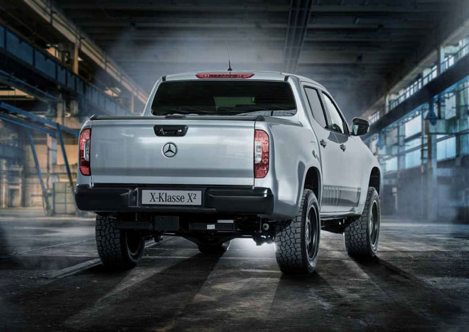 Mercedes-Benz X-Class bổ sung thêm gói trang bị đặc biệt, hơn 100 màu sơn ngoại thất - 3
