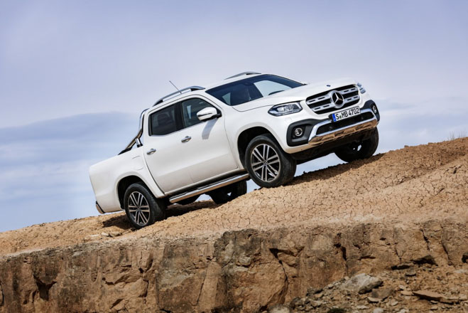 Mercedes-Benz X-Class bổ sung thêm gói trang bị đặc biệt, hơn 100 màu sơn ngoại thất - 7