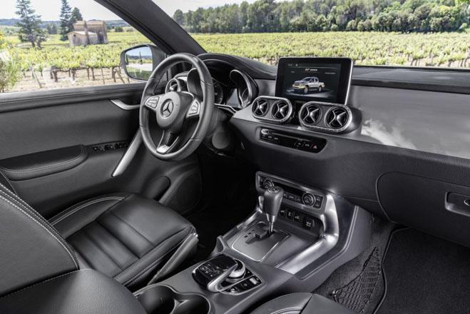 Mercedes-Benz X-Class bổ sung thêm gói trang bị đặc biệt, hơn 100 màu sơn ngoại thất - 9