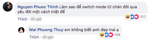 """Chia tay mà Noo Phước Thịnh và Mai Phương Thúy vẫn """"thả thính"""", fan chao đảo - 2"""