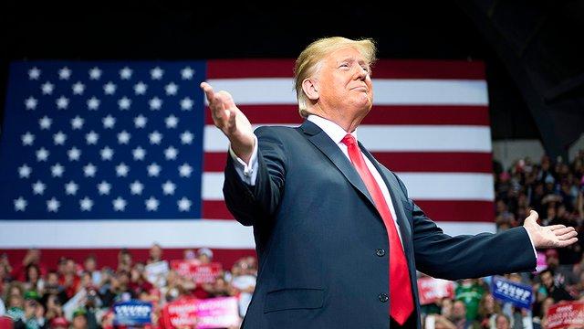 """Cập nhật kết quả bầu cử Mỹ: Donald Trump nói """"thắng lớn"""""""