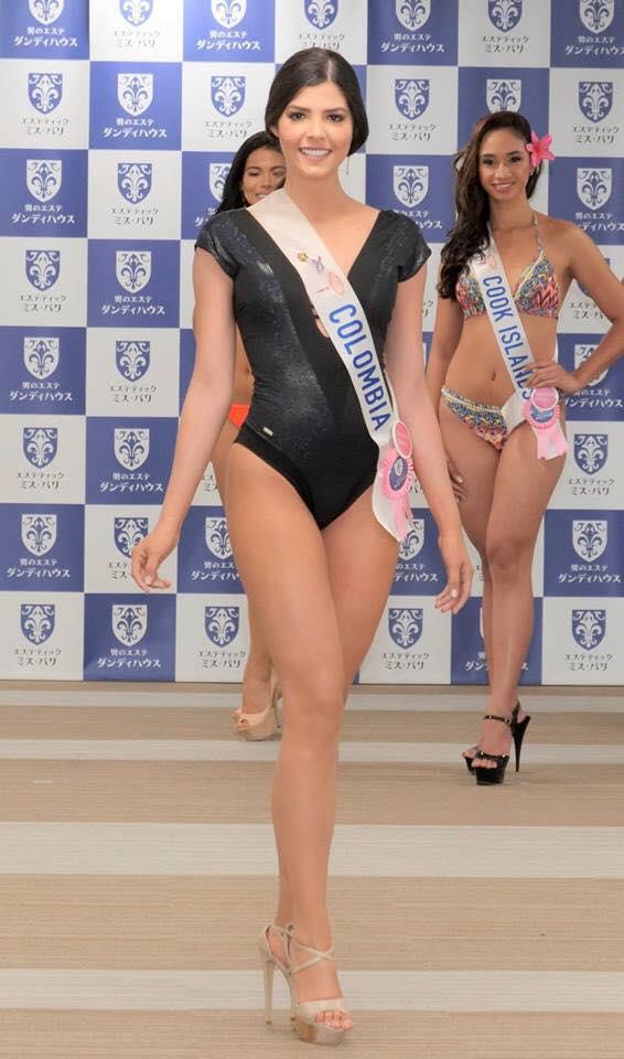 Thùy Tiên trượt Top 12 trình diễn áo tắm Hoa hậu Quốc tế - 7