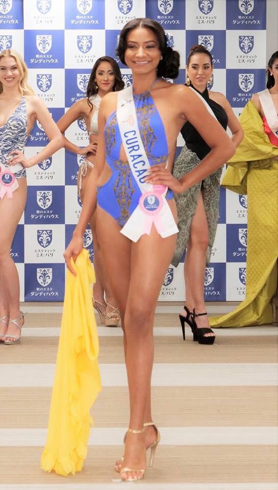 Thùy Tiên trượt Top 12 trình diễn áo tắm Hoa hậu Quốc tế - 9