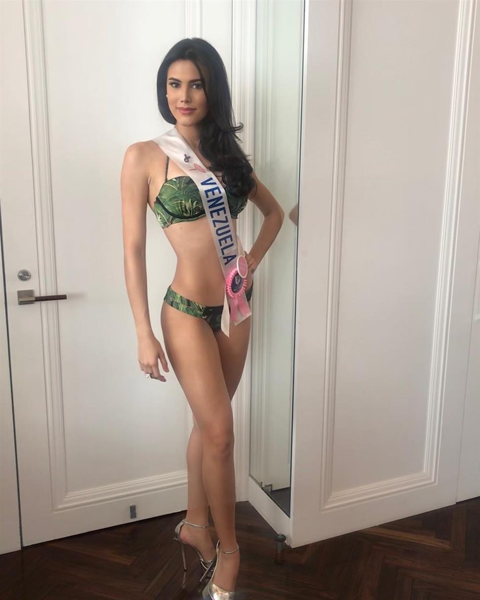 Thùy Tiên trượt Top 12 trình diễn áo tắm Hoa hậu Quốc tế - 12