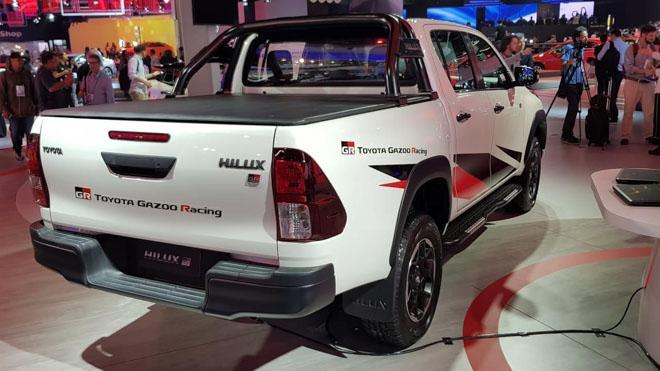 Toyota Hilux bổ sung thêm phiên bản GR Sport, giới hạn 420 chiếc - 4