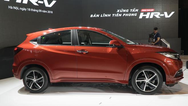 Giá xe Honda HR-V cập nhật tháng 11/2018 giá lăn bánh chỉ từ 867 triệu đồng - 2