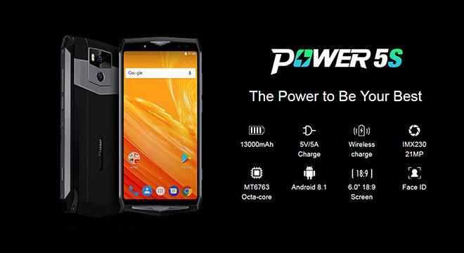 """Giới công nghệ """"phát sốt"""" màn ra mắt điện thoại pin 13.000mAh giá rẻ vô đối - 1"""