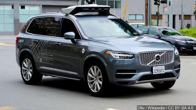 Uber xin thử nghiệm lại xe tự lái sau sự cố đâm chết người - 1