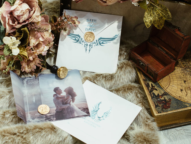Lộ thiệp cưới cầu kỳ của Ưng Hoàng Phúc với người mẫu Kim Cương - 4