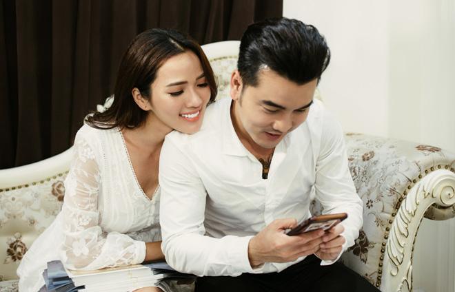 Lộ thiệp cưới cầu kỳ của Ưng Hoàng Phúc với người mẫu Kim Cương - 1