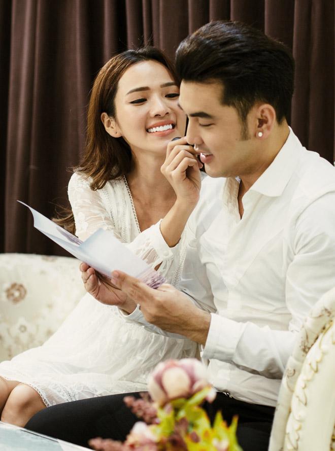 Lộ thiệp cưới cầu kỳ của Ưng Hoàng Phúc với người mẫu Kim Cương - 9