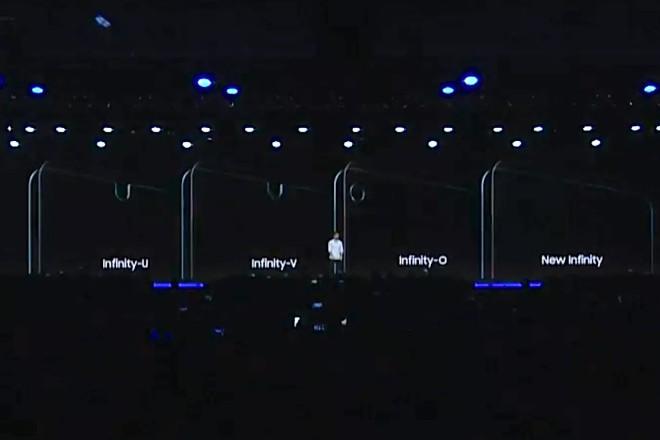 Samsung xác nhận làm điện thoại màn hình tai thỏ, đỉnh hơn iPhone XS nhiều - 2