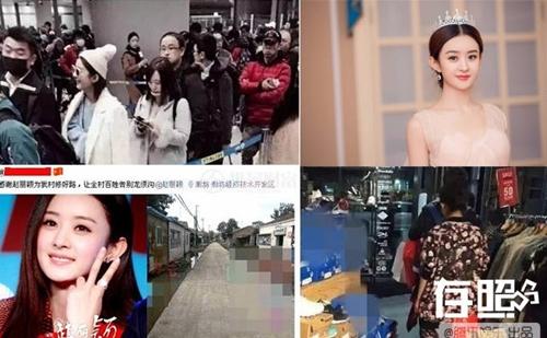 Sao Hoa ngữ giàu sụ vẫn mê thời trang hạ giá, giá bèo - 6
