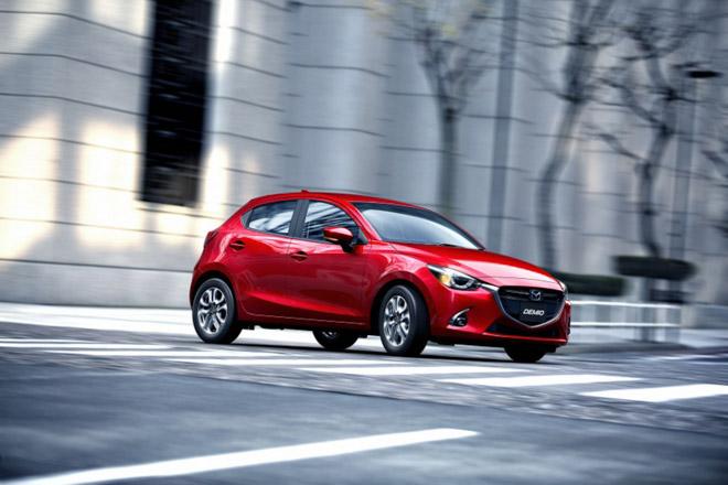 Mazda 2 2018 bán tại Việt Nam lần đầu tiên được trang bị hệ thống GVC - 6