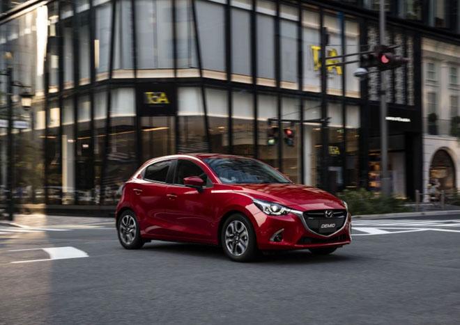 Mazda 2 2018 bán tại Việt Nam lần đầu tiên được trang bị hệ thống GVC - 7