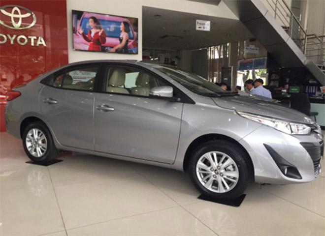 Giá xe Toyota Vios 2019 cập nhật Tháng 11 chỉ với 516 triệu tặng 2 năm bảo hiểm thân xe - 3