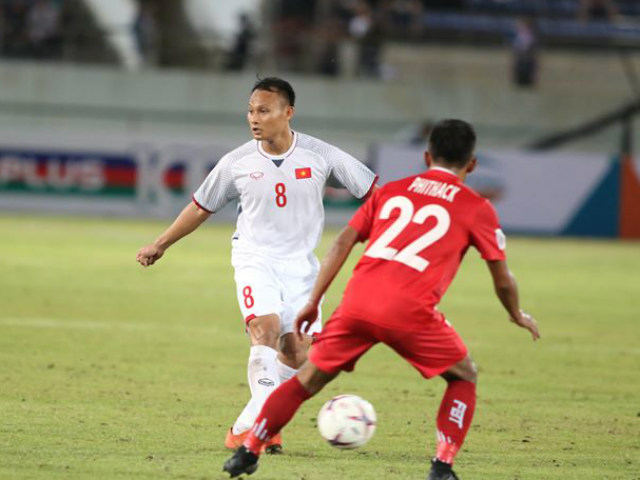 """HLV Lào: """"Việt Nam rất mạnh, đội nào đá với họ cũng rất khó"""" - 1"""
