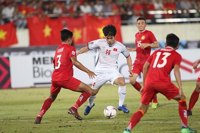 Lào - Việt Nam: Siêu phẩm mãn nhãn & Màn ra quân đại công cáo thành (AFF Cup) - 1