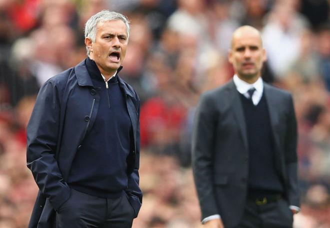 Đại chiến MU - Man City: Mourinho dùng kế ly gián trò hư Guardiola - 2