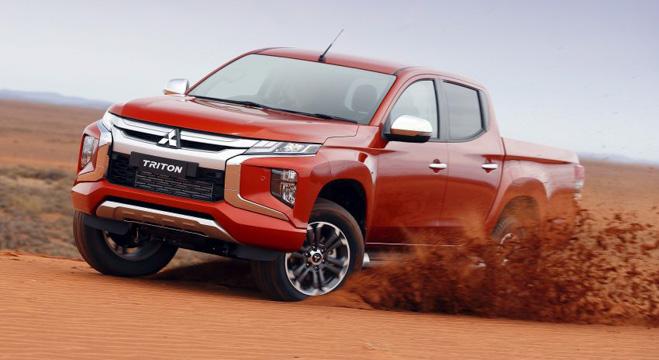 Mitsubishi Triton 2019 chính thức ra mắt: Dự kiến về Việt Nam trong năm sau - 11