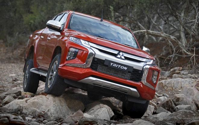 Mitsubishi Triton 2019 chính thức ra mắt: Dự kiến về Việt Nam trong năm sau - 2