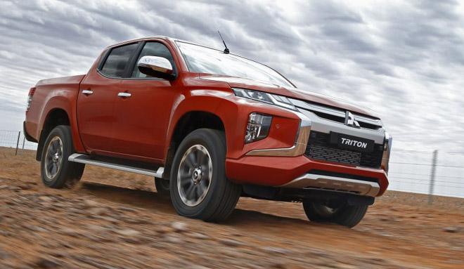 Mitsubishi Triton 2019 chính thức ra mắt: Dự kiến về Việt Nam trong năm sau - 13